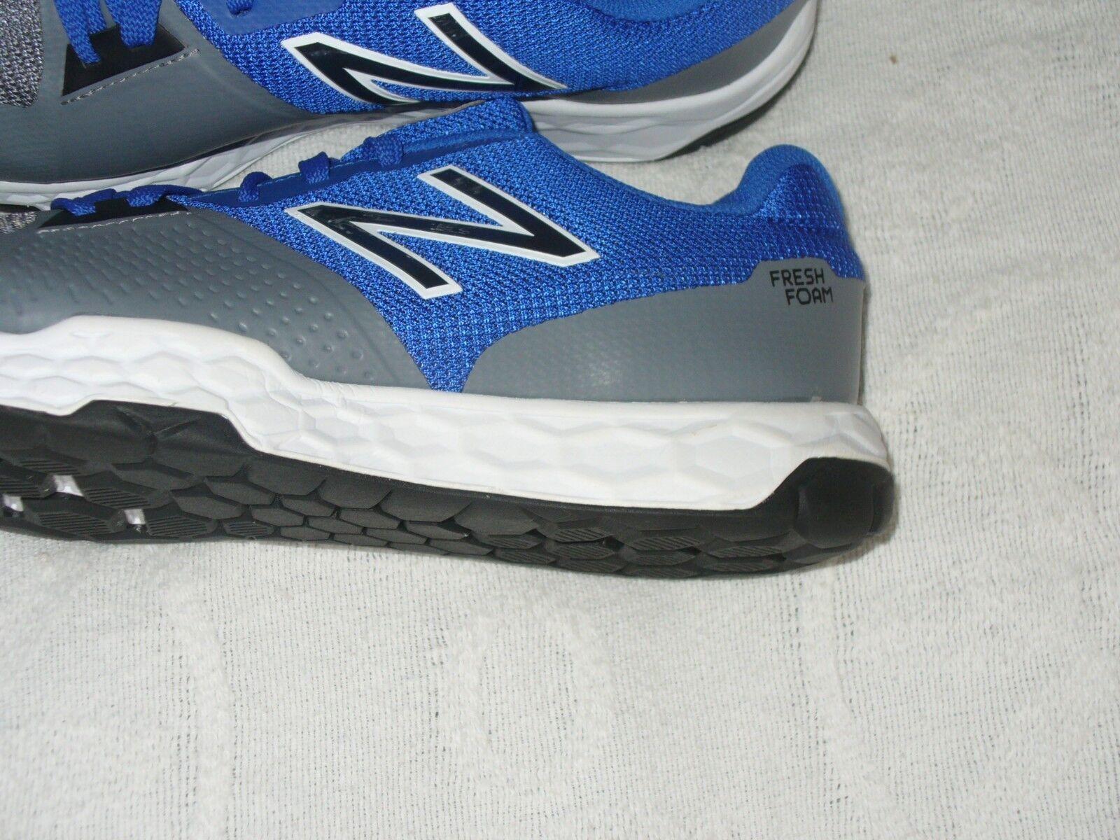 New Balance Men's 713v3 Fresh Fresh Fresh Foam bluee  Grey SIZE 11 4E   LOOK  BRAND NEW. 1f004c