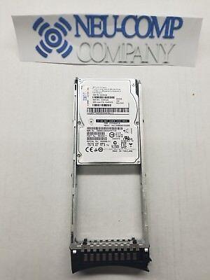 """IBM 2076-AHF1 600GB 00AR325 00AR394 6Gbps 2.5/"""" SAS 10K HDD V7000 Gen2"""