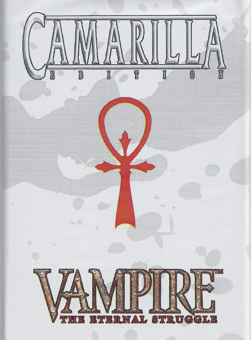 Jyhad VTES Camarilla Singles Collection
