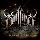 From Ashes to Fire by Saffire (Guitar Quartet) (CD, May-2013, Inner Wound)