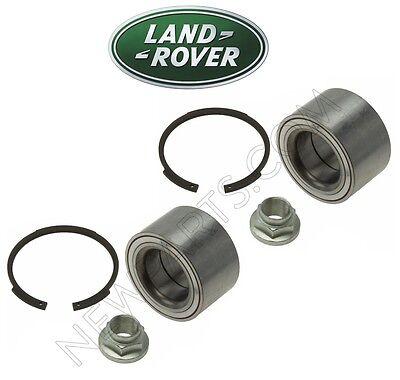 Pair Rear Wheel Bearings Kit For Land Rover LR3 LR4 Range Rover Sport LR021939
