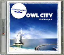 Owl City 'Ocean Eyes' 12-Track SINGAPORE EDITION 2009 CD Album - MINT & RARE!