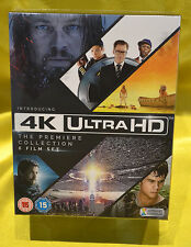 4K Ultra HD.The Premiere Collection 6 film Box Set - New and Sealed