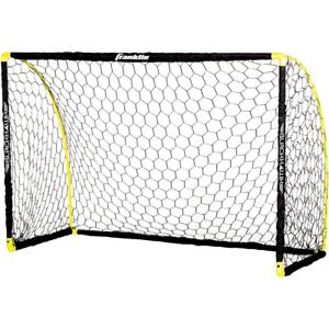 Analytique Franklin Sports Blackhawk Insta-set Portable Soccer Goal - 6 X 4 Ft (environ 1.22 M)-afficher Le Titre D'origine