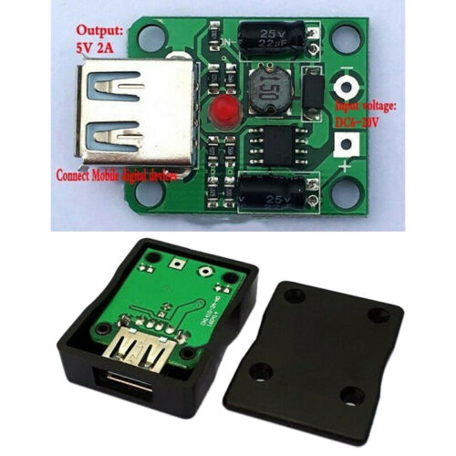 DC6V-20V 18V to 5V 2A USB Solar Panel Power Charger Regulator Folding bag//Cel sa