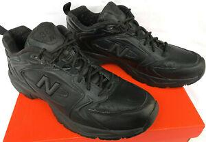 New Balance CMX381Z Blk Leather Running Cross Training