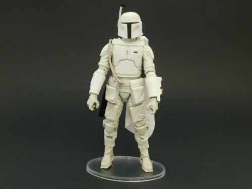 environ 15.24 cm 40 x Star Wars Black Series 6 In Action Figure Stands-Multi-PEG-Clair