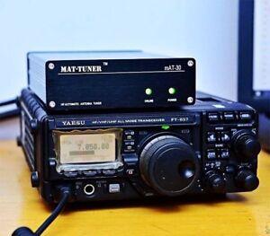 2019-mat-30-HF-Auto-Tuner-120w-Auto-Tuner-Automatic-Antenna-Ham-Radio-fuer-YEASU