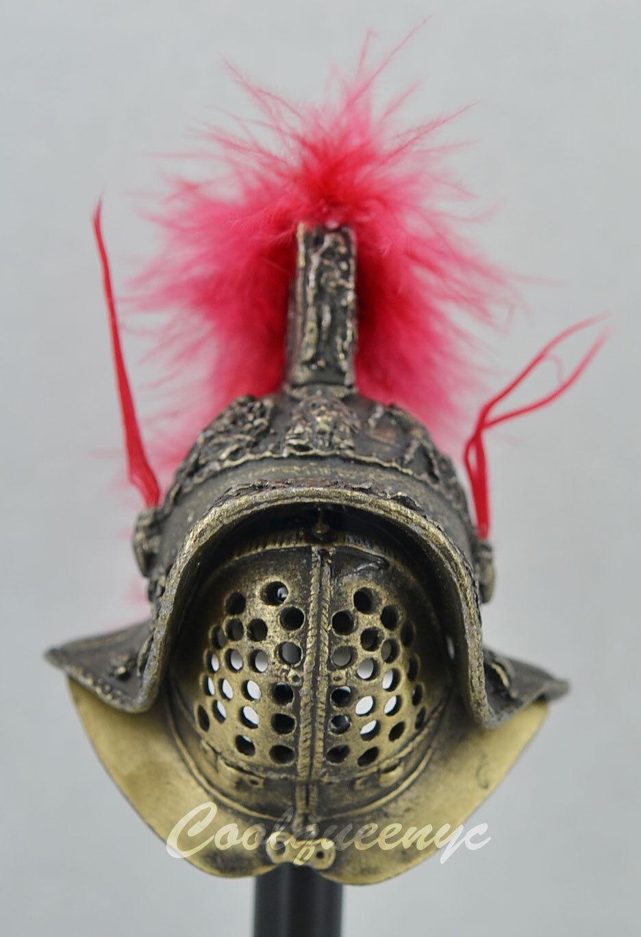 Kaustic plastik, 1   6 - skala kp0004-2 gladiatoren - schule von pompeji myrmillo helm