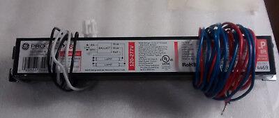 3 Lamp Fluorescent Light GE 332-277-N 277V 3N ProLine T8 Ballast 23674  2