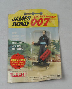 James Bond Sean Connery Thunderball Nouveau