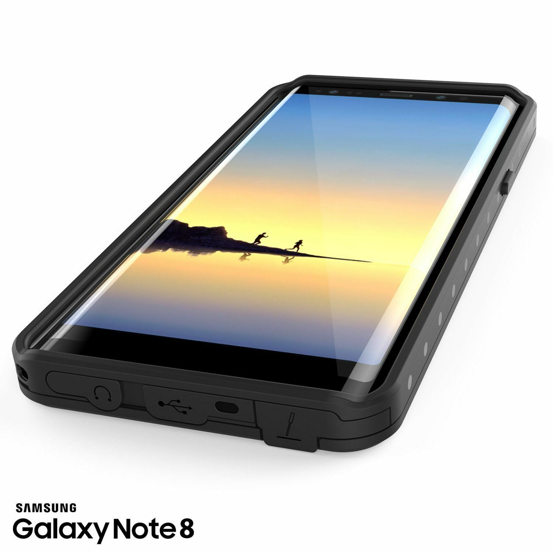 low priced dbcd8 93dd0 Galaxy Note 8 Waterproof Case Punkcase StudStar Series Slim Fit Ip68