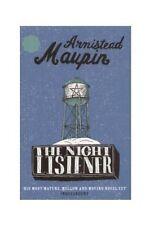 AMISTEAD MAUPIN __ THE NIGHT LISTENER __ BRAND NEW __ FREEPOST UK