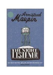 Amistead-Maupin-The-Nuit-Ecoute-Tout-Neuf-Livraison-Gratuite-Ru
