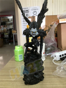 Anime-Death-Note-Ryuk-Ryuuku-10-034-PVC-Action-Figure-Model-Toy-New-No-Box-Present