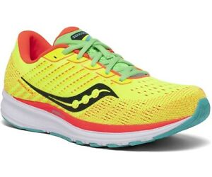 SAUCONY-RIDE-13-Scarpe-Running-Uomo-CUSHION-A3-CITRON-MUTANT-S20579-10