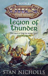 Good-Legion-Of-Thunder-2-GOLLANCZ-S-F-Paperback-Nicholls-Stan-057506871