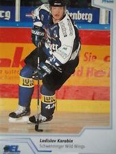 286 Ladislav Karabin Schwenninger Wild Wings DEL 2002-03