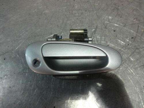 Honda Civic EP3 2.0 Type R 2001-2005 Front Drivers outer Door handle in silver