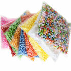 2 Sizes Styrofoam Polystyrene Filler Foam Beads Colors Assorted Balls Crafts DIY