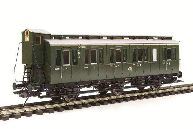 Lenz 41160-01 húsar abteilwagen tipo de construcción b3, con bremserhaus, pista 0