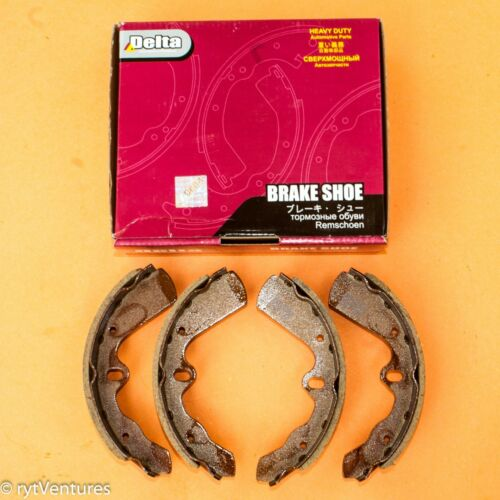 Brake Shoes Front Rear Fits Suzuki Carry Every DB71T DB51T DD51T DF51V