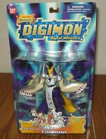 BANDAI DIGIMON ACTION FIGURE TAOMON -FREE COMBINE SHIPPING-SEE PICTURES