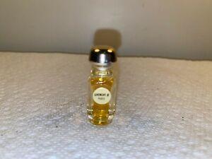 GIVENCHY-III-Perfume-Mini-2ml-1-15-fl-oz-Paris-Vintage-NEW-B9