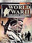 World War IIs Great Battles 4-Pack (DVD, 2001, 4-Disc Set)