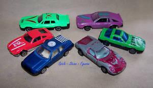 6-Metall-Modell-Autos-Sport-Coupe-Racer-Limosine