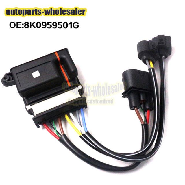 Engine Cooling Fan Control Module Unit For Audi A4 A5 A6 A7 Q3 Q5 8K0959501A