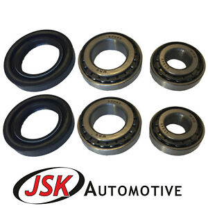 PAIR FORD 2000 3000 231 2600 2610 3000 3300 3600 3610 FRONT WHEEL SEAL 957E1190A
