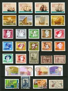 Portugal-1894-1994-Christopher-Columbus-Thematic-Collection-31-items