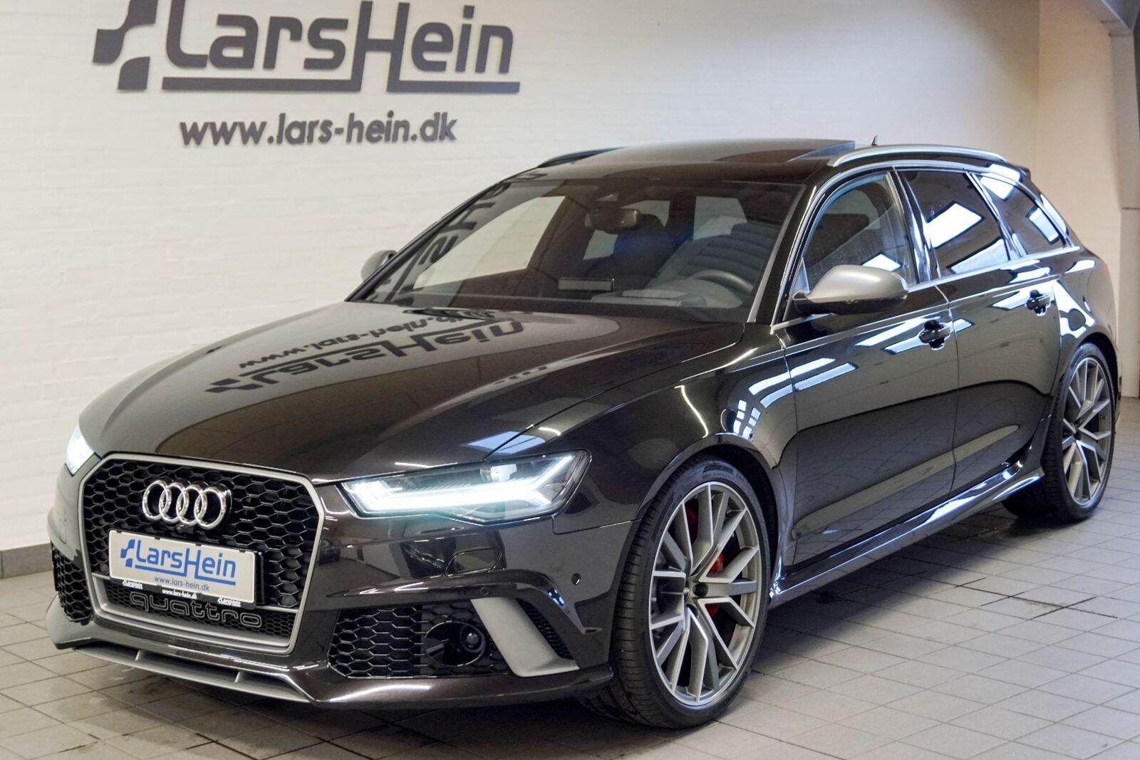 Audi RS6 4,0 TFSi performance Avant quattro 5d