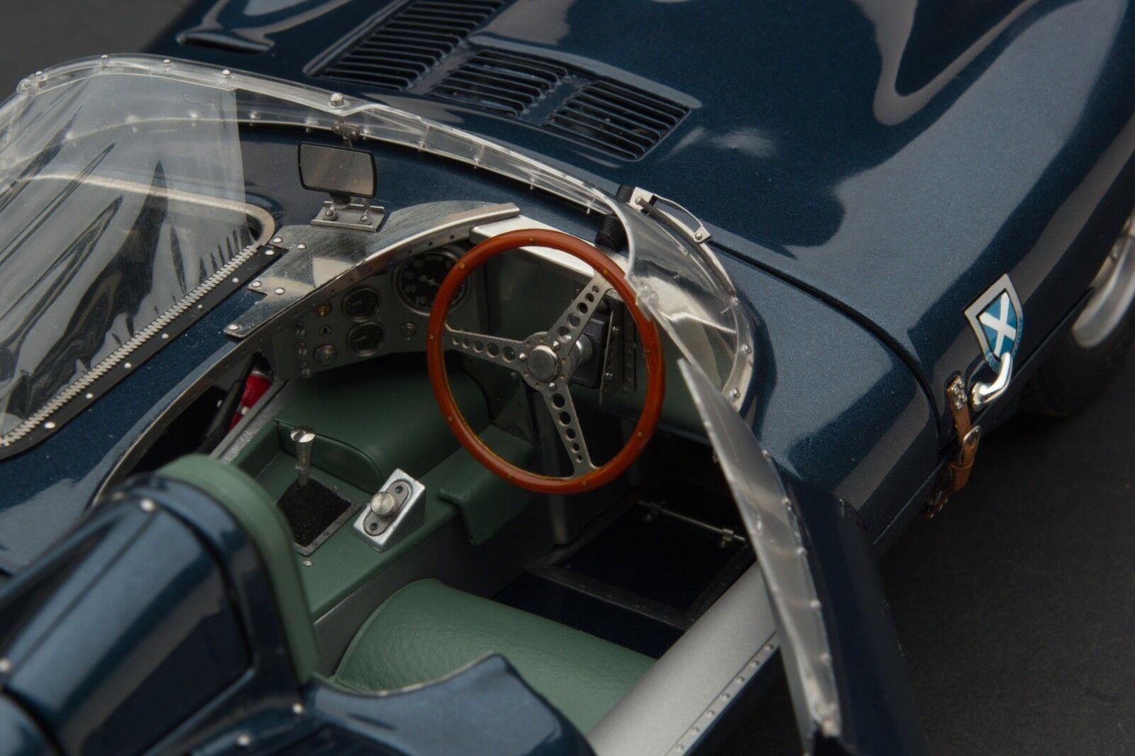 Exoto XS 1:18   mejor precio   Ecurie Ecosse Ecosse Ecosse Jaguar D-Tipo   Le Mans Winner eb7bdc