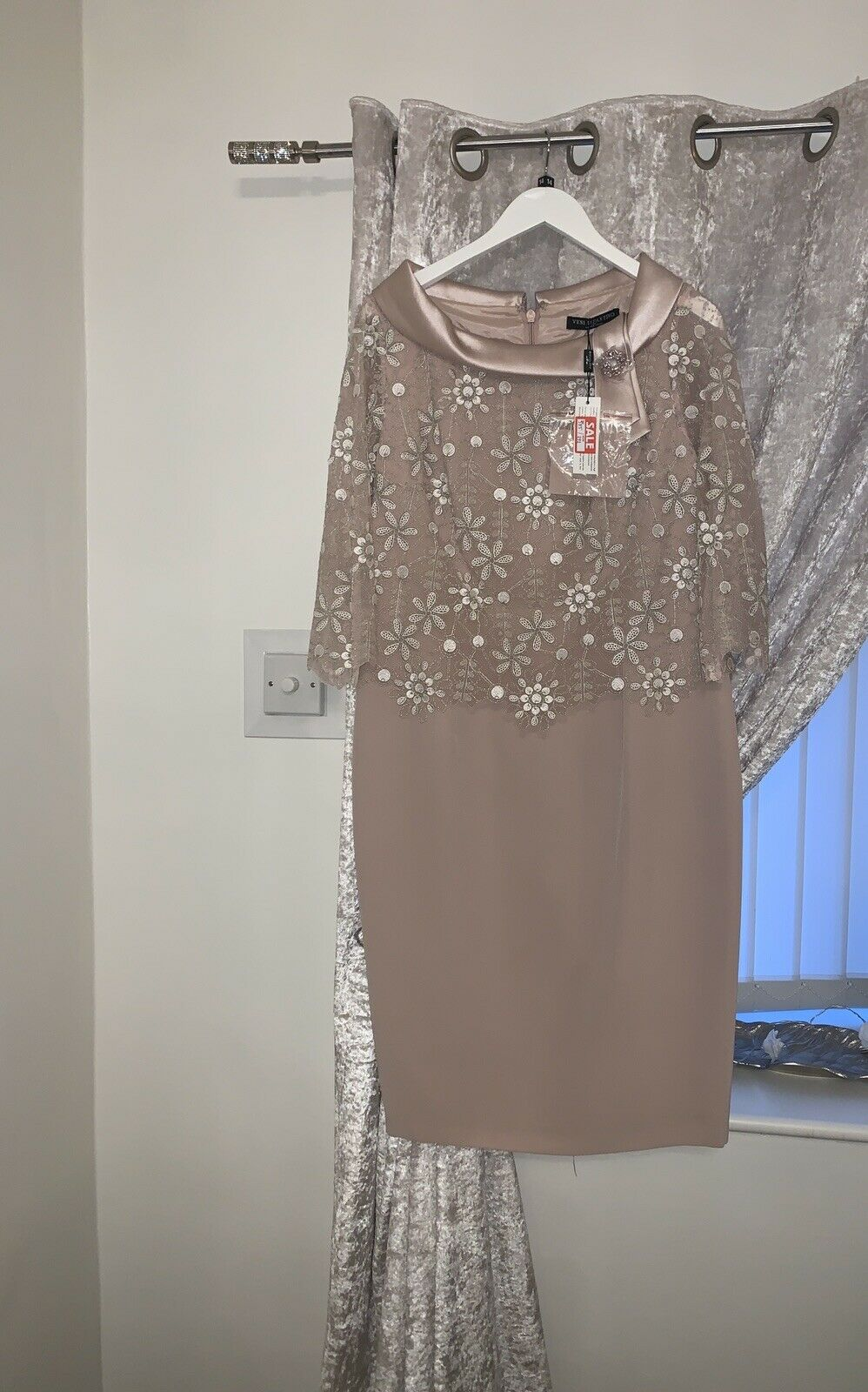 Veni Infantino Mother Of The Bride Size 14 New
