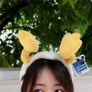 Disney Mickey Mouse Donald Duck Feet Ears Headband Costume Halloween ... cf6867997a09