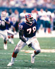 Buffalo Bills BRUCE SMITH Glossy 8x10 Photo NFL Football Print Poster
