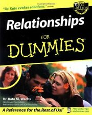 Relationships for Dummies® by Kate M. Wachs (2002, Paperback)