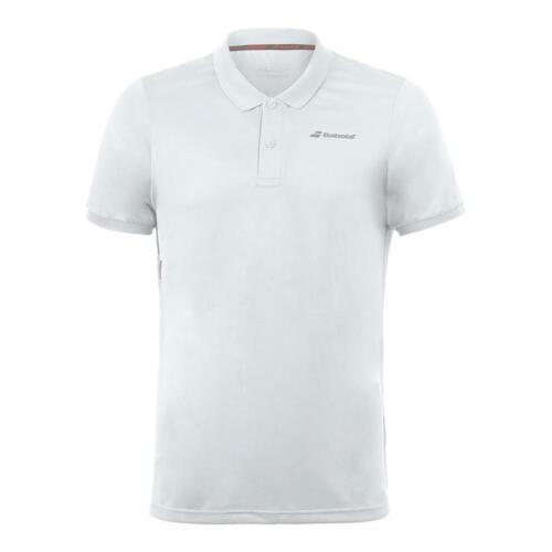 Babolat Boys Core Club Polo Tennis Indoor Court Training Top