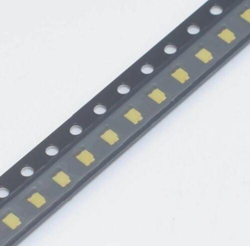 E 0805, weiß 50 Stück SMD LED