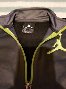 f172102b932 Nike Air Jordan Full Zip Up Jacket Toddler Boy's 6.9M..70 75 CM 12in ...