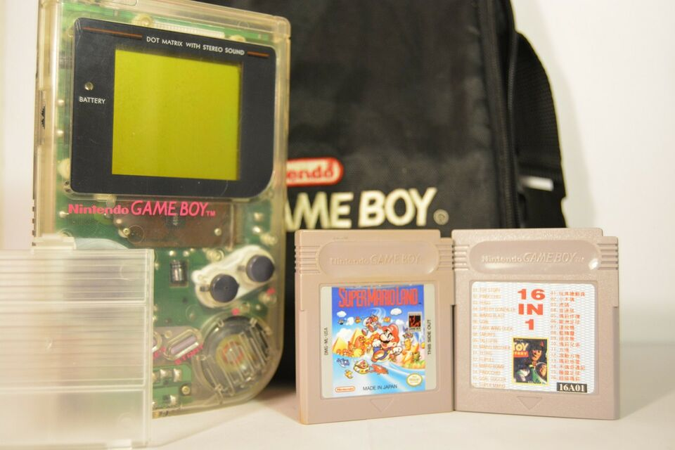 Nintendo Game Boy Classic, DMG-01, God