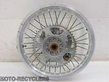 06 YZ250F YZF250   Rear  wheel rim  with disc complete   136
