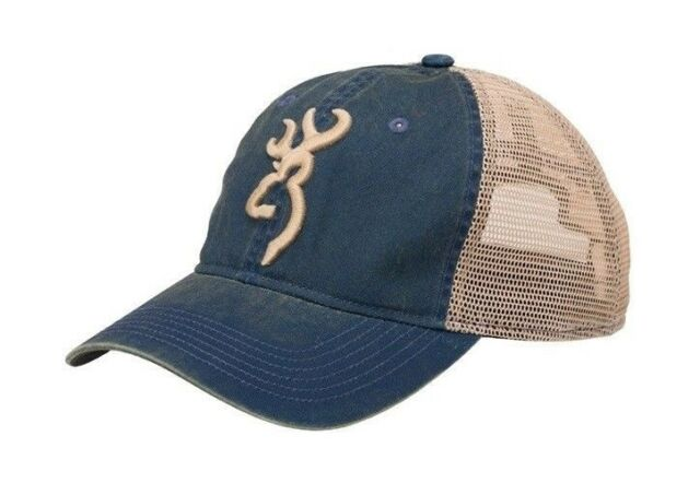 buy online dccd2 5b424 Browning Willow Buckmark Cap Navy