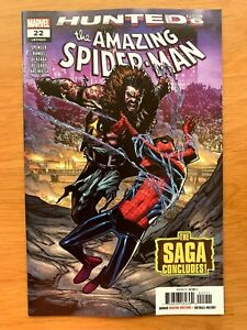 AMAZING-SPIDER-MAN-22-Ottley-Main-Cover-A-1st-Print-Marvel-2019-NM