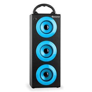 Cassa-Bluetooth-Speaker-Altoparlante-Portatile-Wireless-USB-SD-AUX-Radio-Tuner