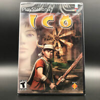 Ico (sony Playstation 2, 2001) Brand - Factory Sealed - Ships Fast