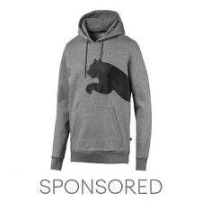 PUMA Big Logo Men's Fleece Hoodie Men Sweat Basics