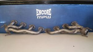 1986-1993-Ford-Mustang-Capri-Stock-Exhaust-Manifold-Header-5-0L-302-v8-Shorty-GT